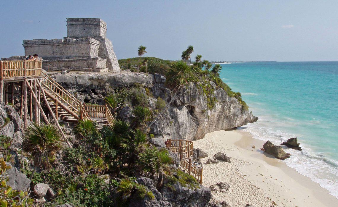 Mexiko – Yucatan, Inkas und Touristen