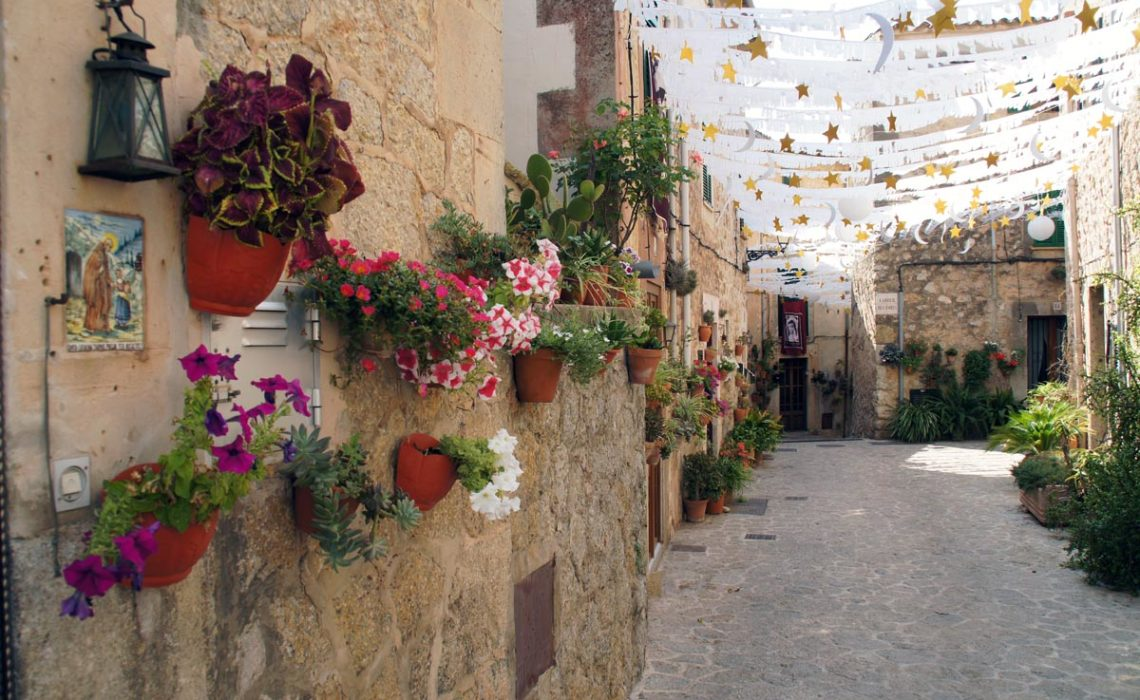 Früher Party heute Wandern – Mallorca mit Kind