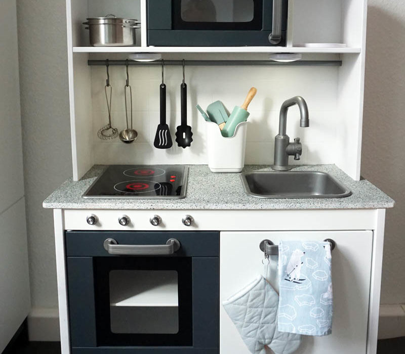 Ikea Duktig Makeover- die Spielküche wird gepimpt!