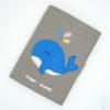Bauchglück kleiner Wal - personalisiert