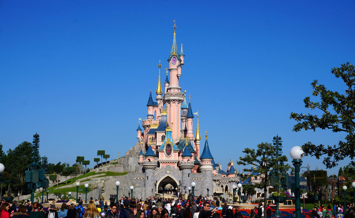 Micky lässt grüßen – Wochenendtrip nach Paris